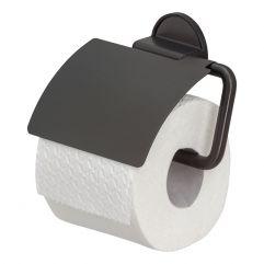 Toalettrullholderm-lokkdbl.sidig3MVHB-tape mattsvartgun
