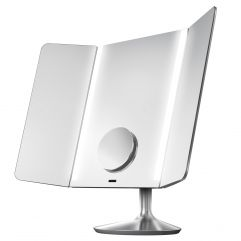 sensorspeil bredformat pro, børstet (1x)